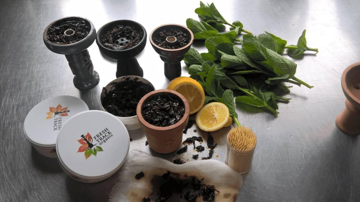 Как подготовить табак для кальяна
