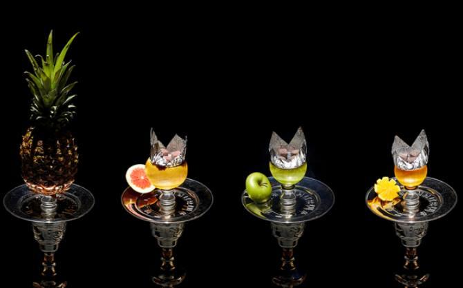 Как приготовить кальян на грейпфруте. Делаем сочный кальян на фрукте