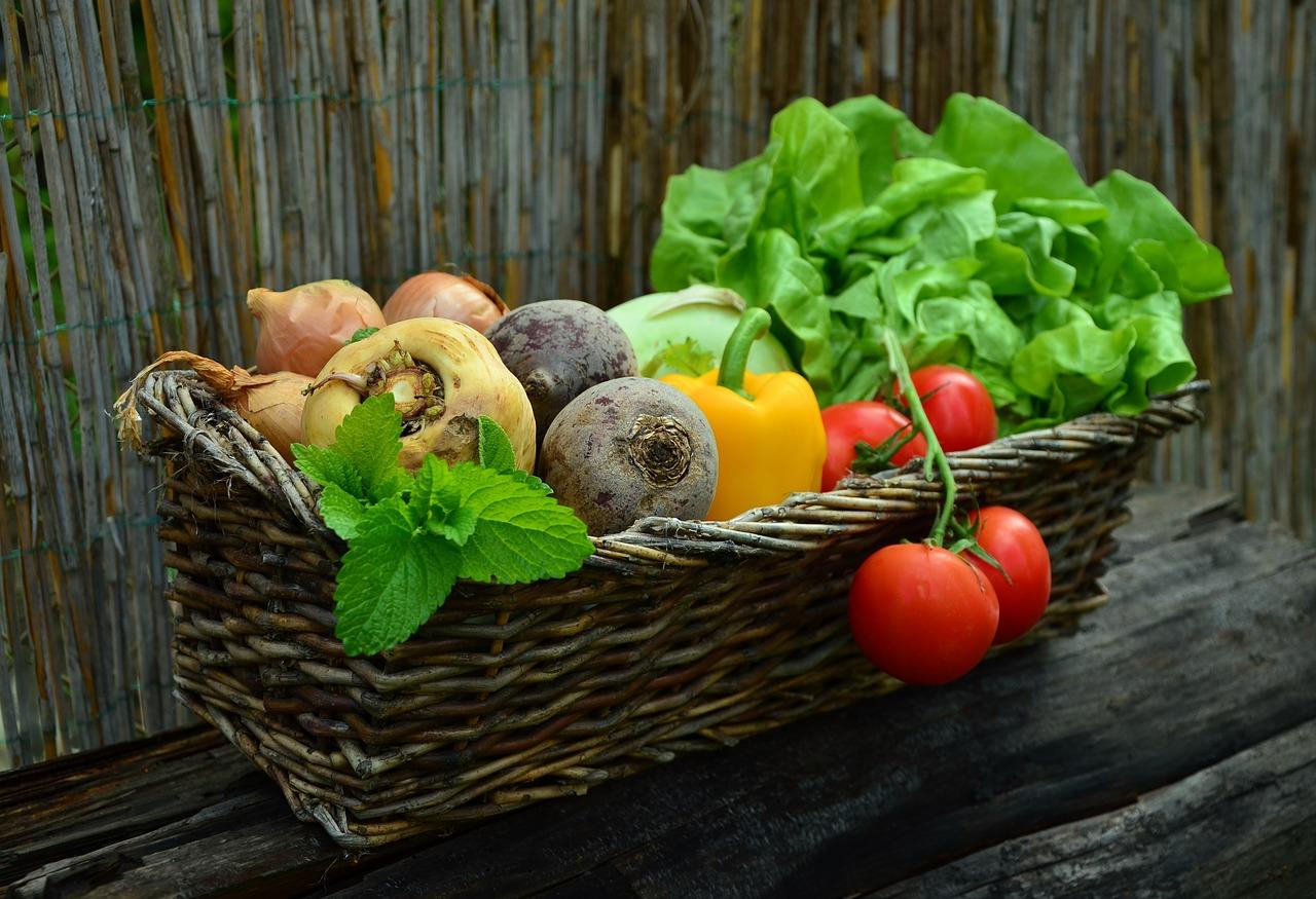 Кальян на овощах